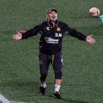 Maradona é internado na Argentina com sangramento estomacal
