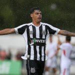 Veja os gols do Santos na goleada de estreia da Copa São Paulo