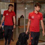 Flamengo desembarca para a disputa da Copa Flórida