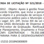 Prefeitura de Curitiba: 134 vagas e inicial de R$ 8 mil