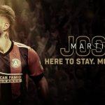Campeão da MLS, Atlanta United renova com artilheiro Josef Martinez