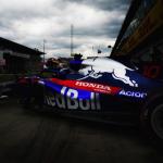 Toro Rosso define data de lançamento do carro de 2019