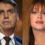 """Marina Ruy Barbosa desabafa sobre Bolsonaro e se revolta com fã: """"Não me chame de Barbie!"""""""