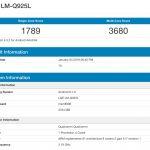 LG Q9 surge no Geekbench com Snapdragon 821