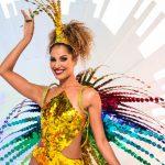 Divulgada primeira foto da Globeleza para o Carnaval 2018; confira
