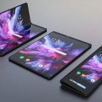 Smartphone dobrável da Samsung poderá incluir câmera tripla