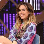 Tatá Werneck celebra estreia do Lady Night na Globo