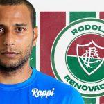 Fluminense anuncia contratação em definitivo de goleiro Rodolfo