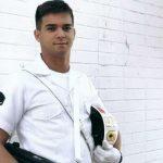 Corpo do fuzileiro naval Miquéias Gabriel será velado em Januária (MG)