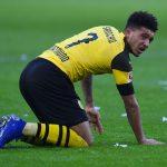 Sancho esquece passaporte e atrasa vôo do Borussia Dortmund a Londres