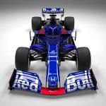 Toro Rosso apresenta carro para a temporada 2019 da Fórmula 1