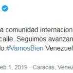 Venezuela: Guaidó convoca manifestação anti-Maduro para este sábado