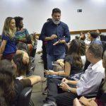 Direto da Fonte: Jorge Vianna se reúne com secretário de saúde para esclarecer convocações de concursados