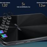 Asus ZenFone 4 em promoção por R$ 899