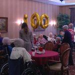 8 centenários comemoram aniversário: segredo da longevidade