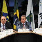 Ibaneis Rocha participa de encontro com prefeitos de todo o país