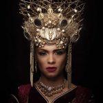 Lidi Lisboa será a rainha má Jezabel em nova superprodução da Record