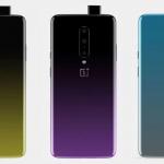 Surgem novas renderizações do OnePlus 7