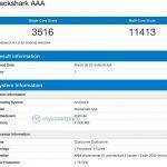 Xiaomi Black Shark 2 aparece no Geekbench com Snapdragon 855 e 12GB de RAM