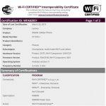 Está chegando: Motorola One Vision ganha certificação Wi-Fi