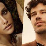 Após se flagrado com Débora Nascimento, José Loreto é visto com aliança e mistério ganha força