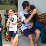 Aluna se veste de personagem da Disney e realiza sonho de autista: vídeo