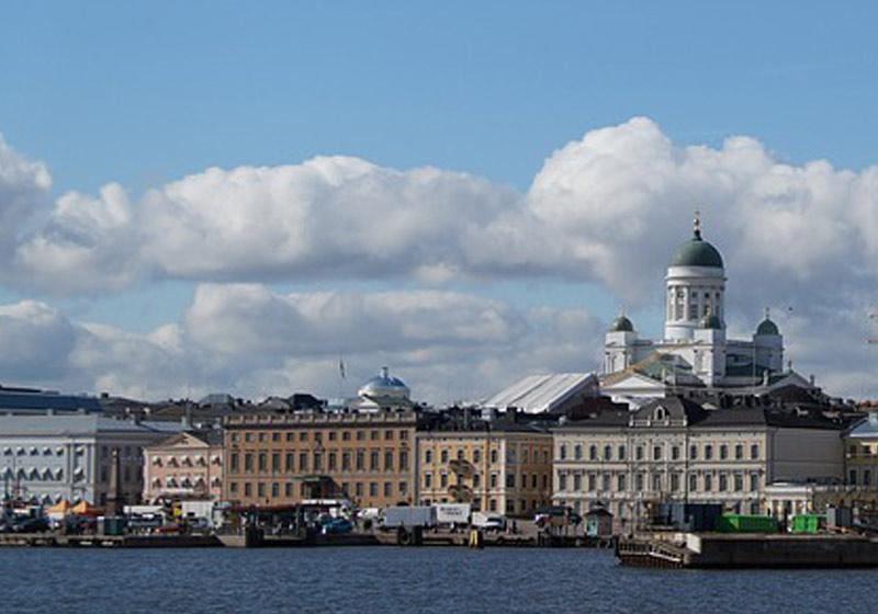 Helsinki, Finlândia - Foto: Pixabay