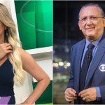 Renata Fan recebe convite da Globo para entrevistar Galvão Bueno em programa